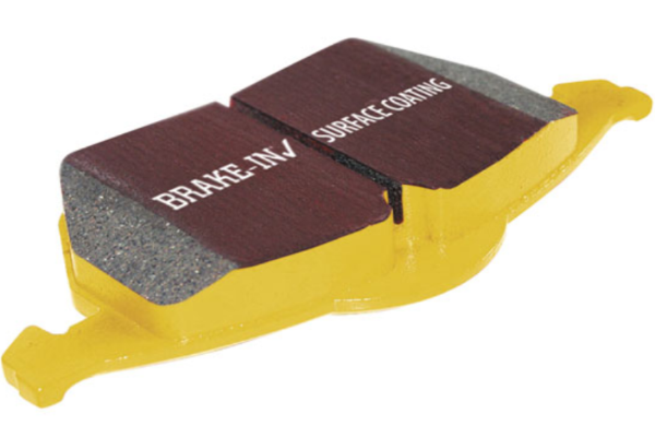 X351 EBC Yellowstuff Front Brake Pads